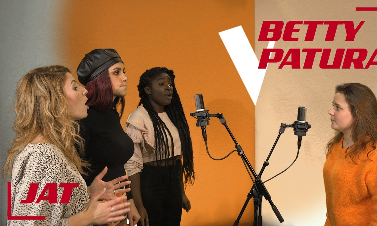 La Vox des talents : Betty Patural vs JAT | Hymn for the weekend | Coldplay et Beyonce
