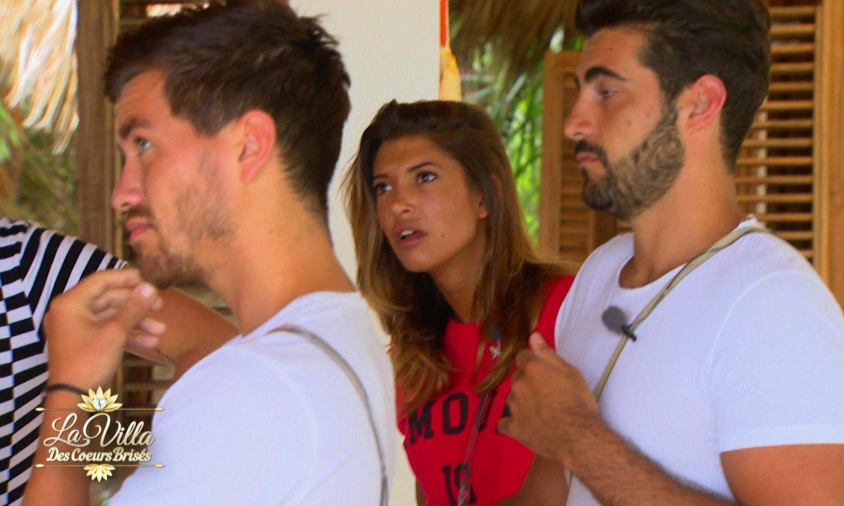CLASH : « que le fight commence » Mélanie pète les plombs contre Cloé !