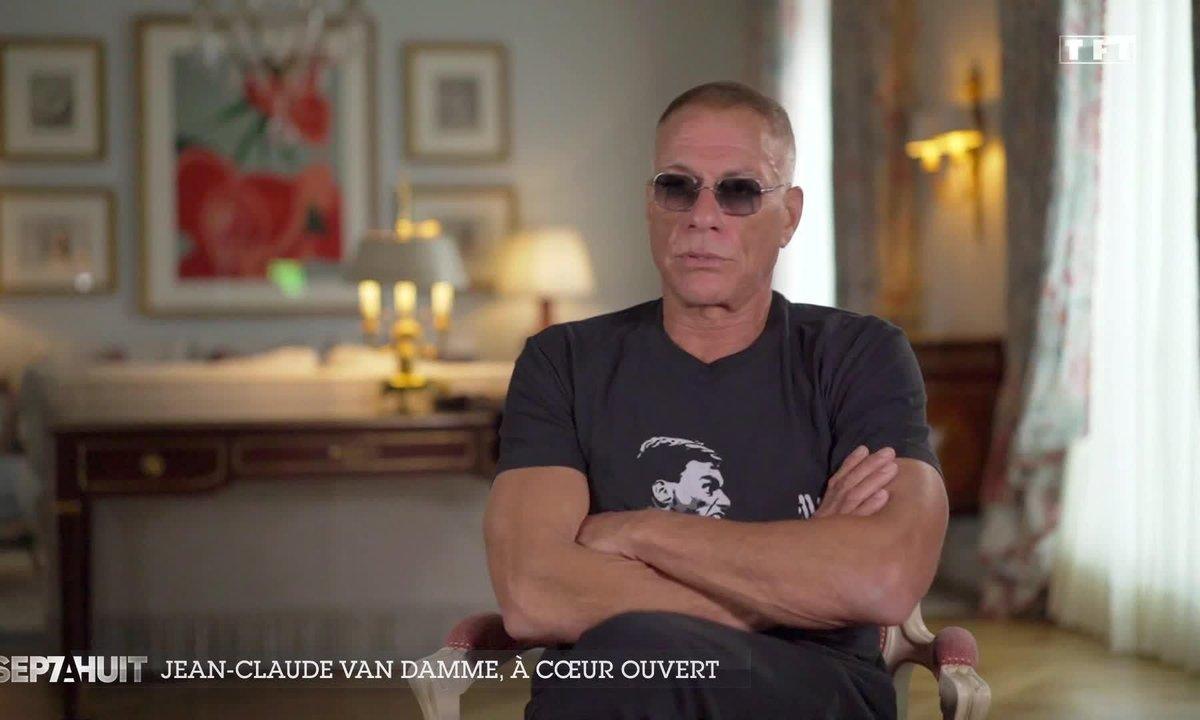 Jean-Claude Van Damme nous parle à cœur ouvert