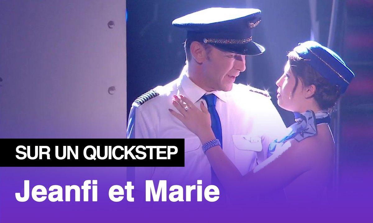 Jeanfi Janssens et Marie Denigot l I'm still standing l Quickstep