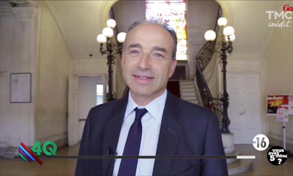 Jean François Copé, ce gros Thug
