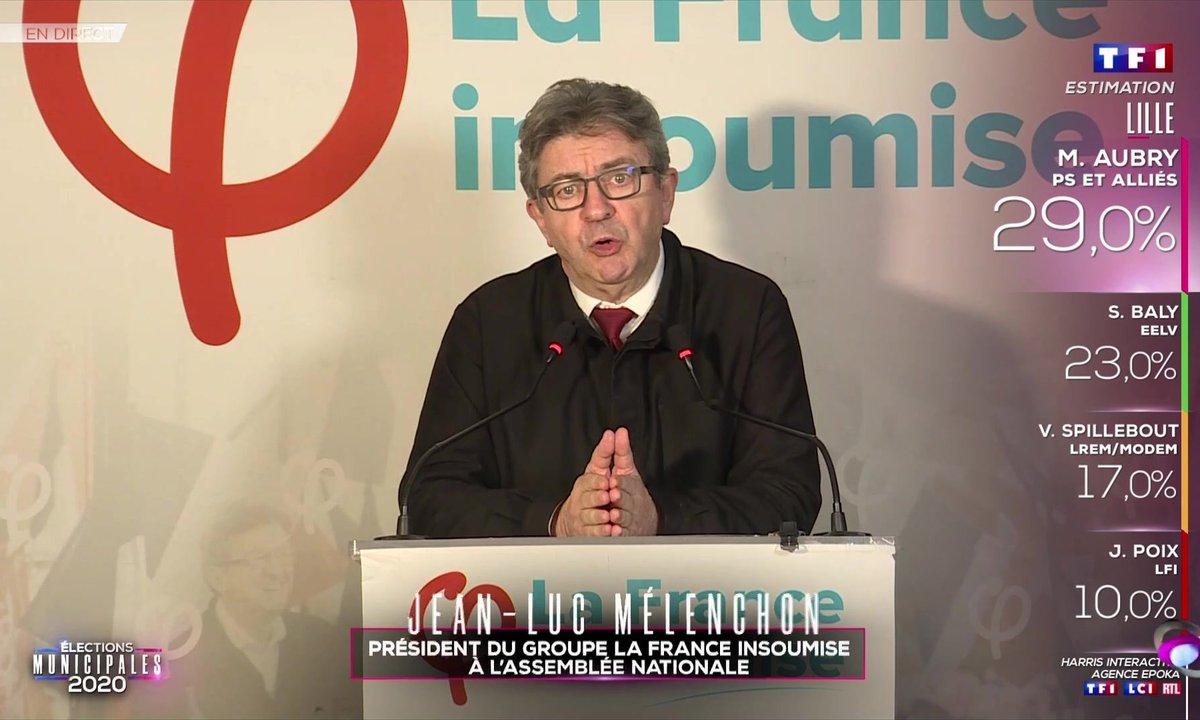 """Jean-Luc Mélenchon : """"La démocratie ne doit pas être mise au placard"""""""
