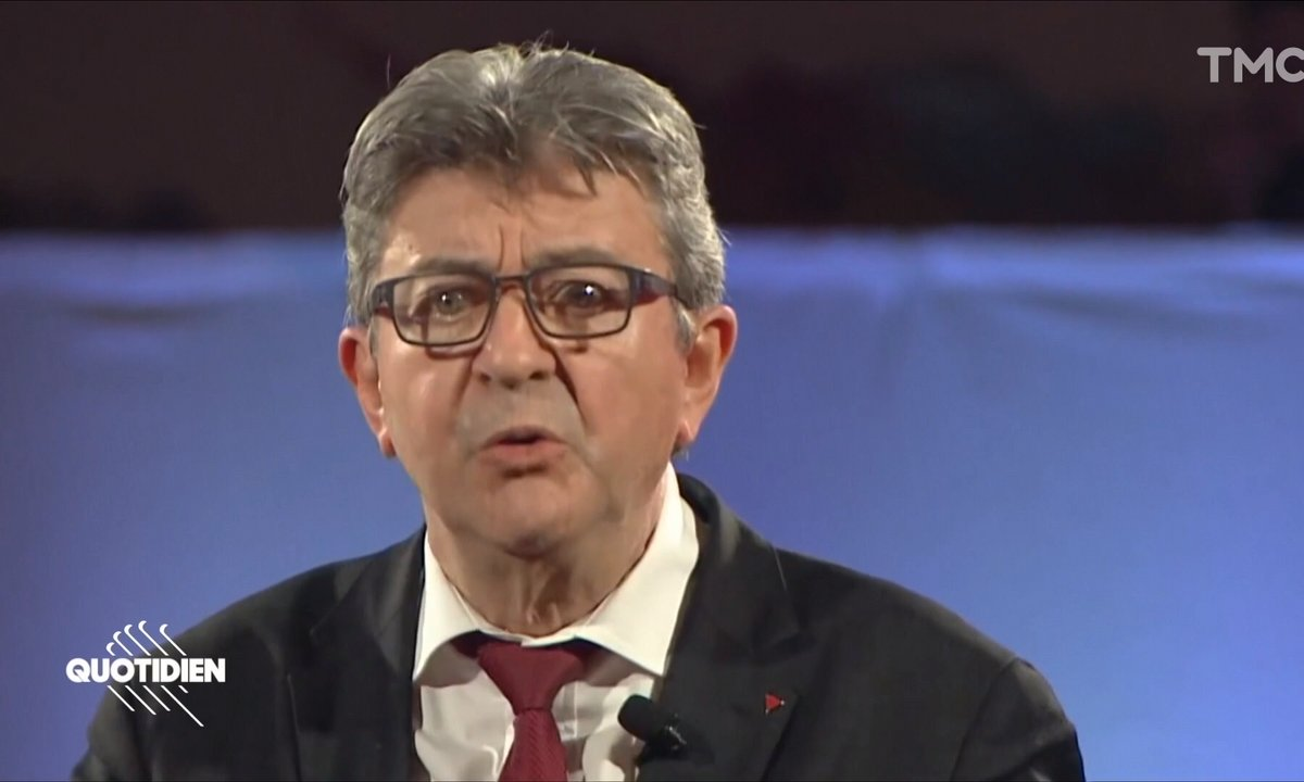 Jean-Luc Mélenchon : sortez les mouchoirs !