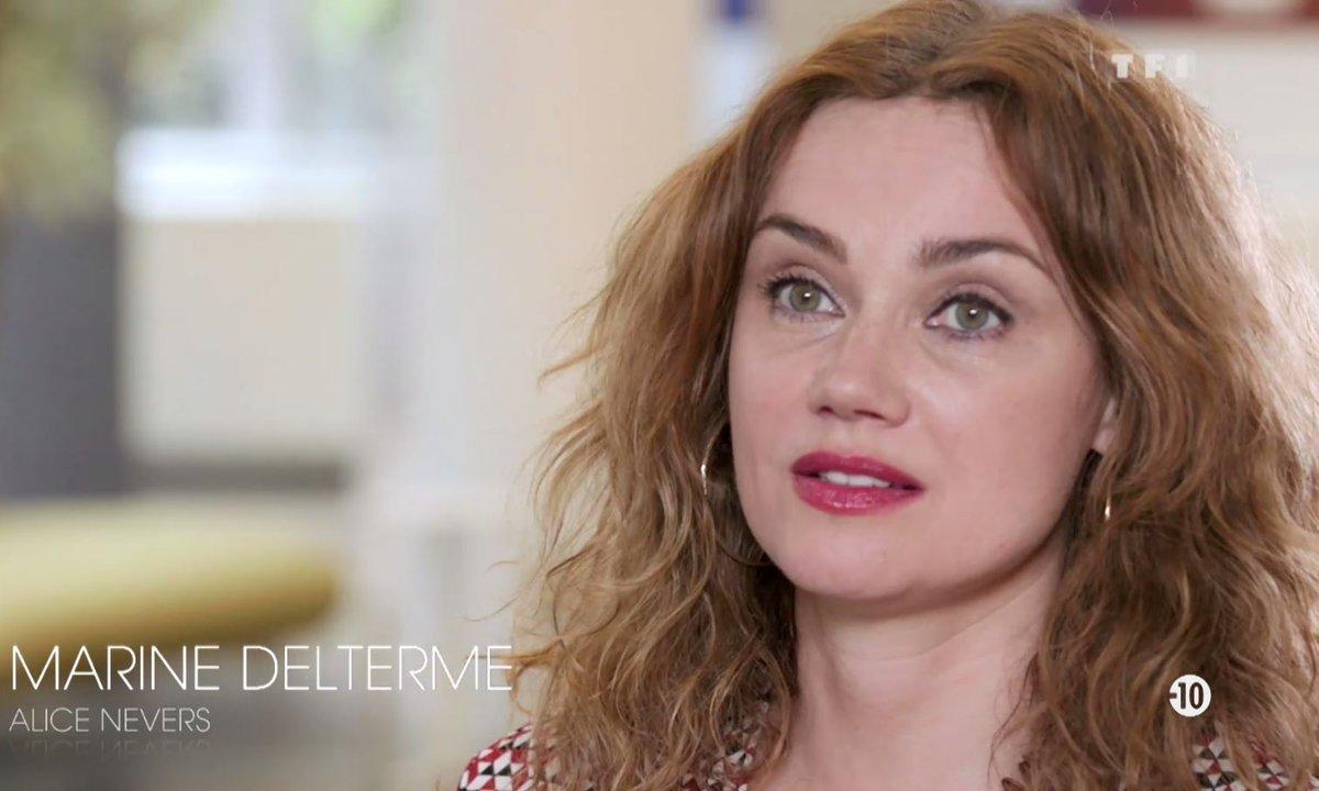 Marine Delterme : « La nouvelle saison commence par un coup de théâtre »