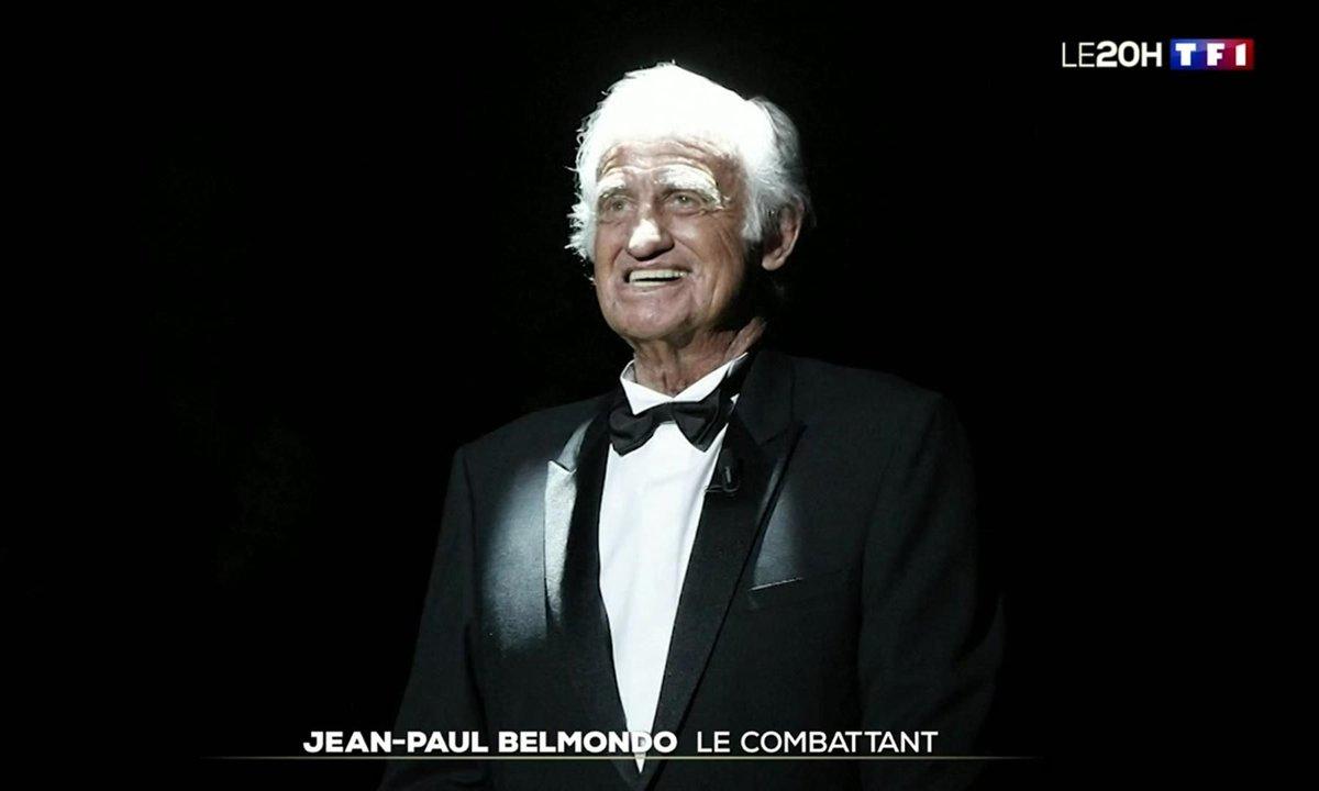 Jean-Paul Belmondo, un battant face aux épreuves