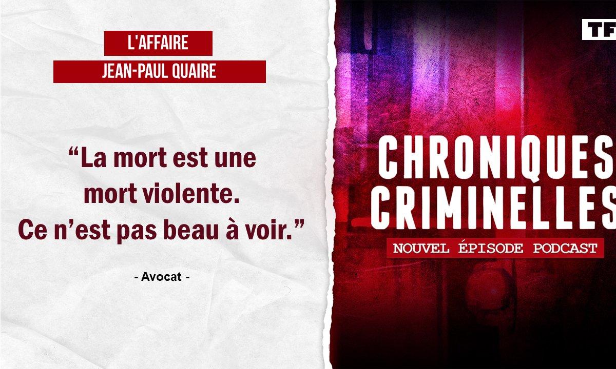 Chroniques criminelles: l'affaire Jean-Paul Quaire, Halloween sanglant