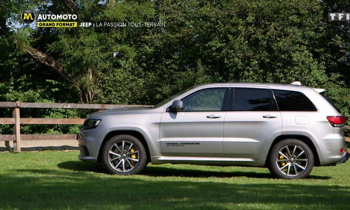 Grand Format - Jeep : La passion tout terrain