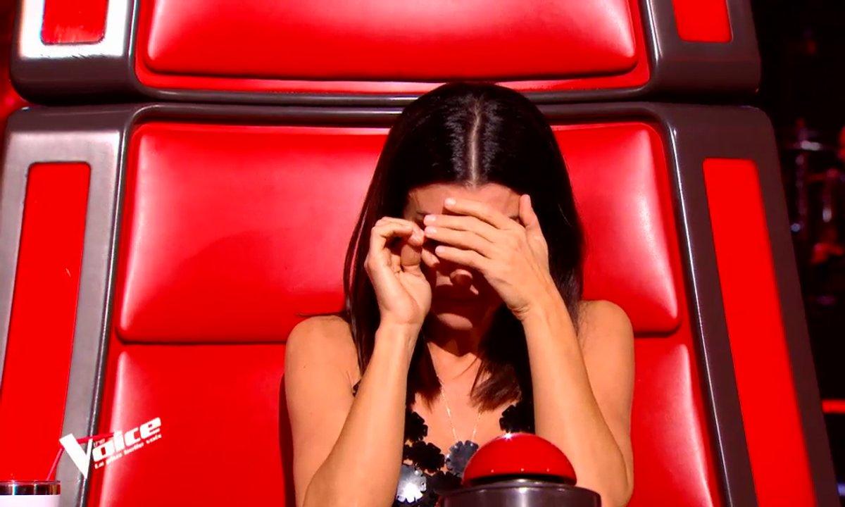 Jenifer, émue aux larmes face à Tania et Négrita, quitte le plateau