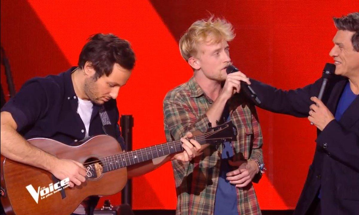 The Voice 2021 - Vianney et Marc Lavoine offrent un cadeau de fou à Jérémy