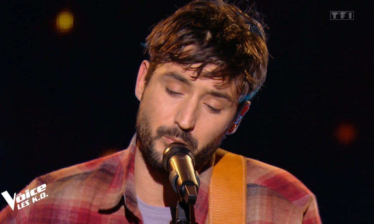 """The Voice 2021 - Jérémy Frérot chante """"Un homme"""""""