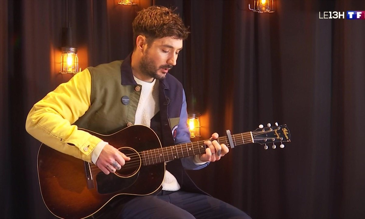 Jérémy Frérot se confie avant la sortie de son nouvel album