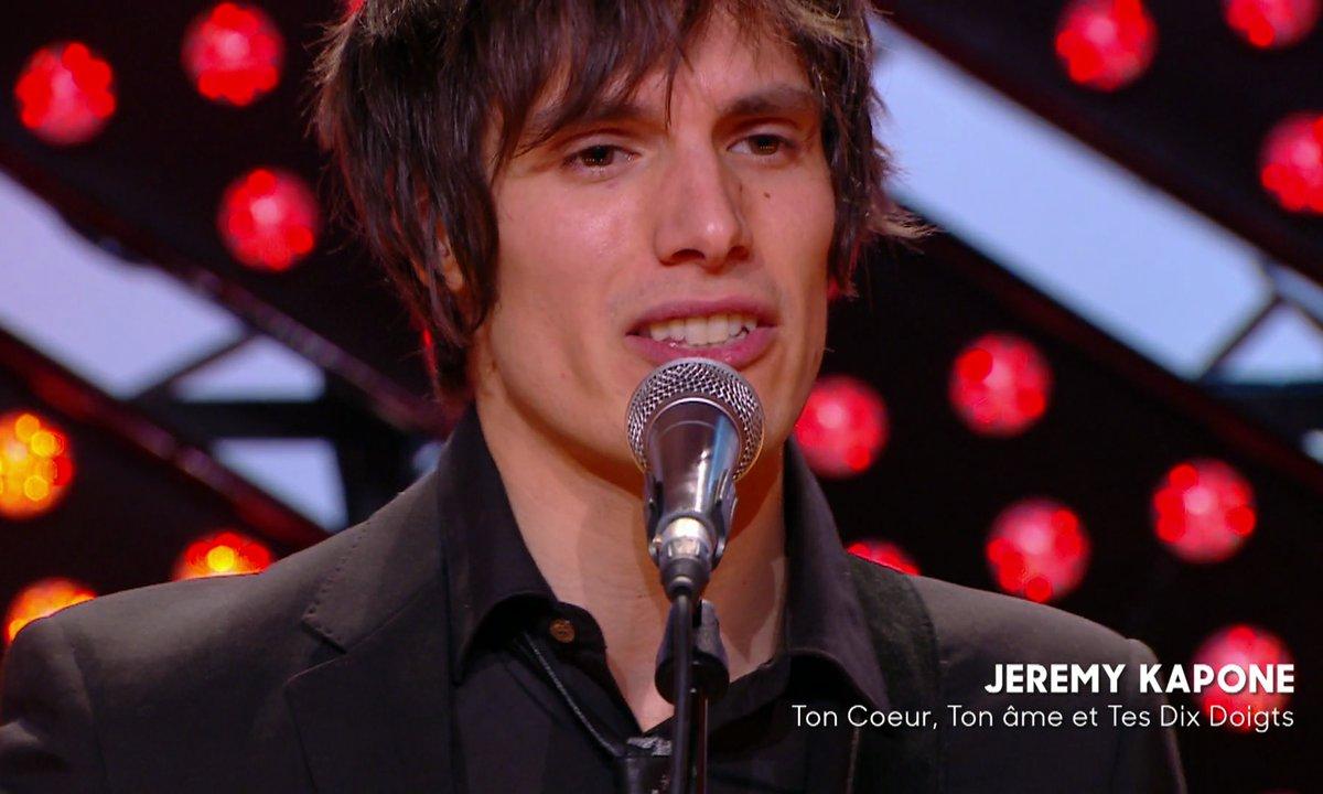 """Jeremy Kapone - """"Ton coeur, ton âme et tes dix doigts"""" en live dans Quotidien (exclu web)"""
