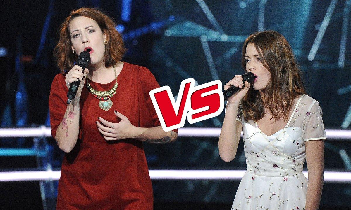Jessanna VS Luna,  duel féminin « Le paradis blanc » (Michel Berger) (Saison 05)