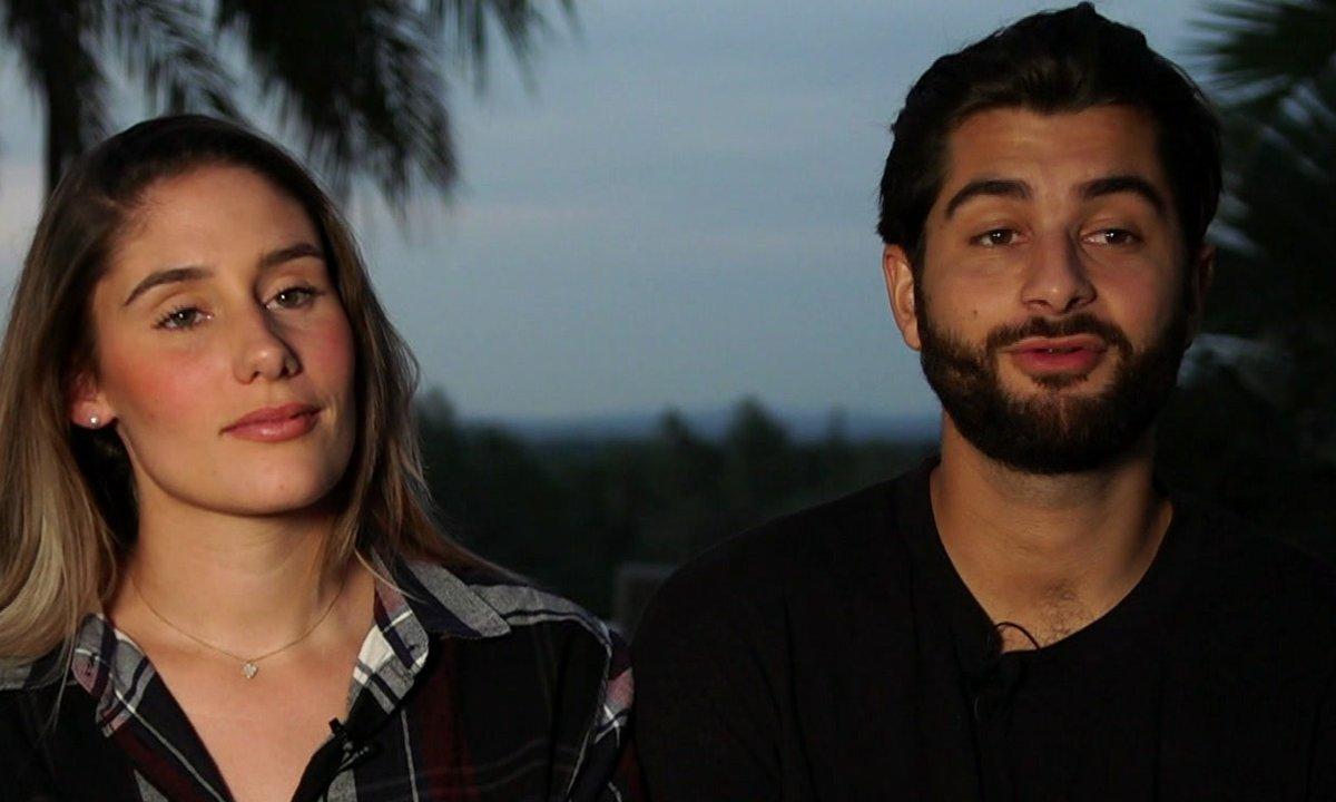 Jesta et Benoît décompressent dans l'épisode 07 de Mamans & célèbres
