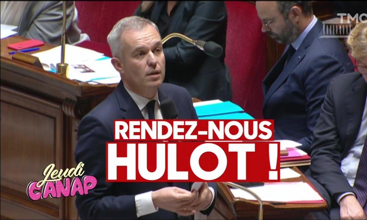 Jeudi Canap : antisèches et grosses disputes, dure semaine pour les foufous de l'Assemblée