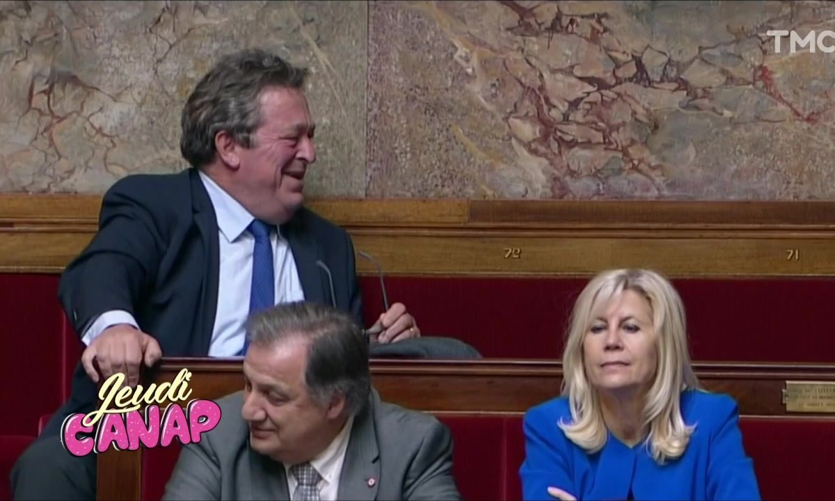 Jeudi Canap : amis imaginaires, rendez l'ISF et toujours des clashs, les foufous de l'Assemblée