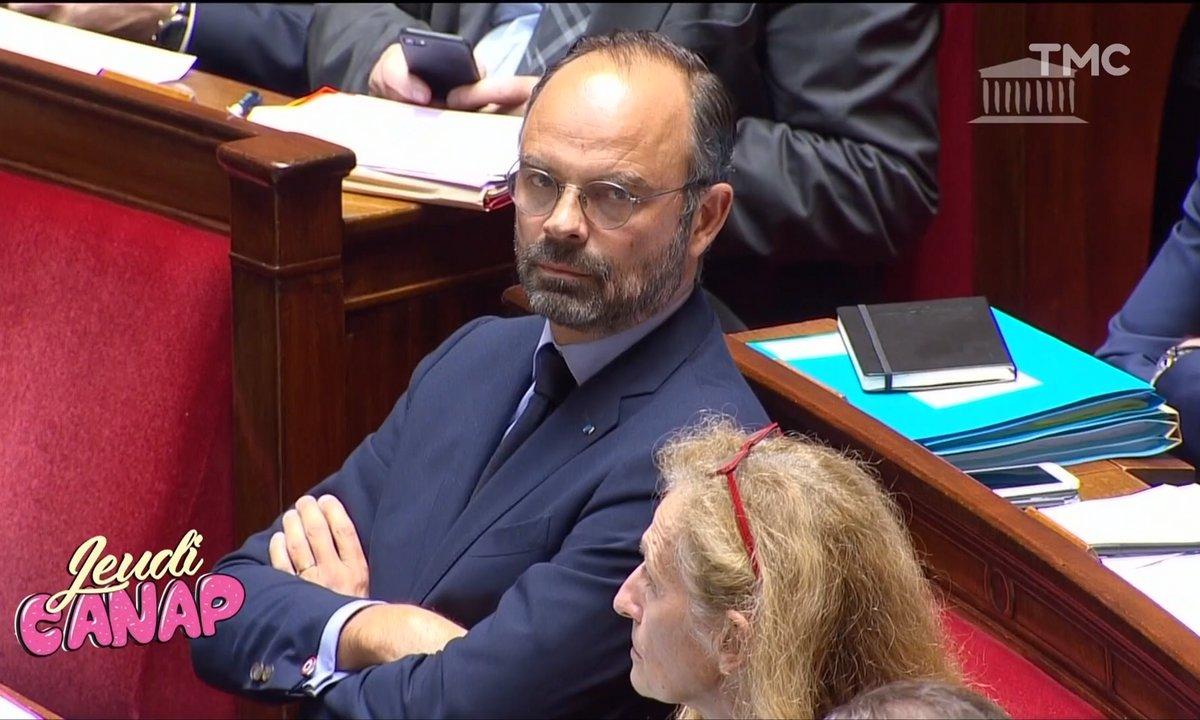 Jeudi Canap : député fétichiste, Edouard Philippe à cran,… les Foufous de l'Assemblée