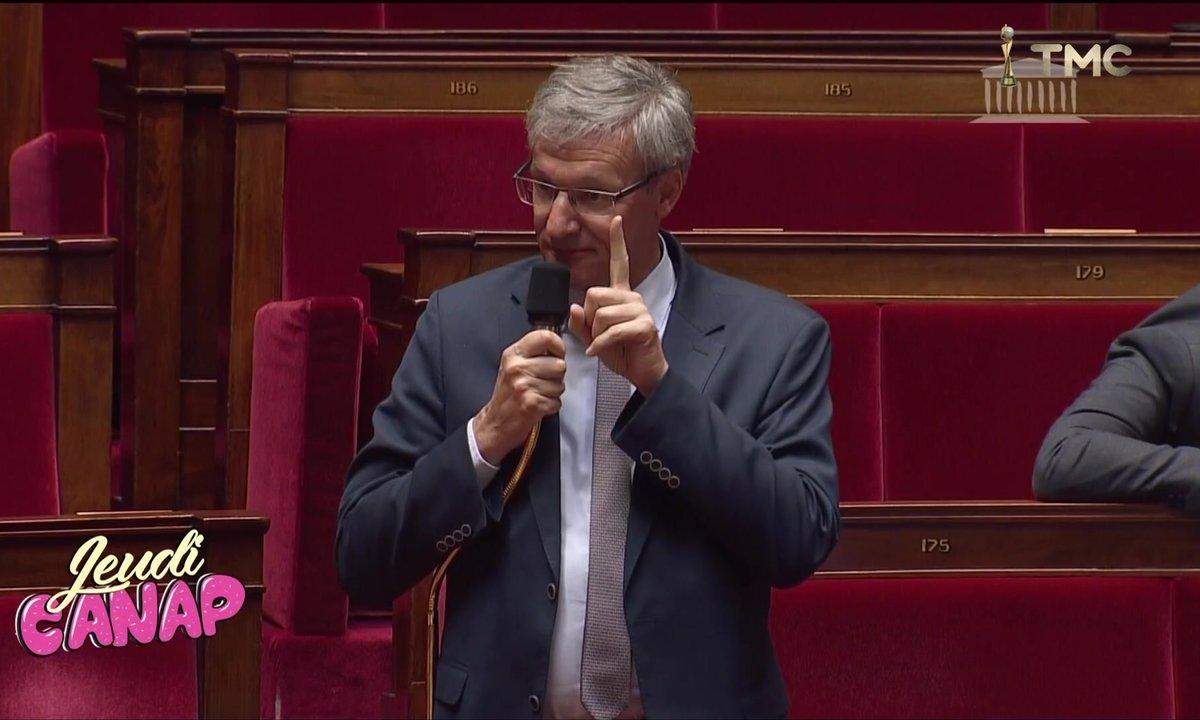 Jeudi Canap : qui a trop picolé chez les Foufous de l'Assemblée ?