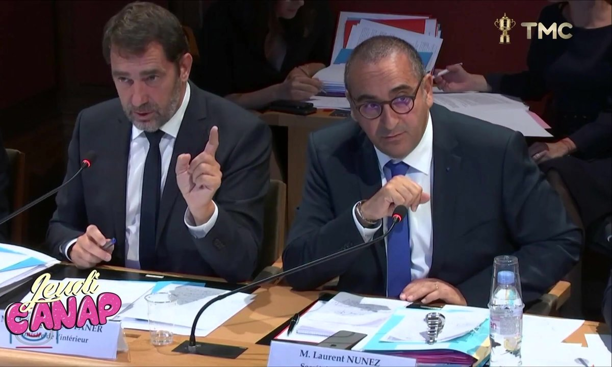 Jeudi Canap : la grosse boulette de Christophe Castaner chez les Foufous de l'Assemblée