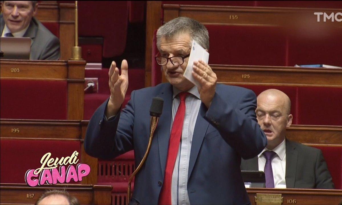 Jeudi Canap : Jean Lassalle est sûrement le plus avisé des Foufous de l'Assemblée
