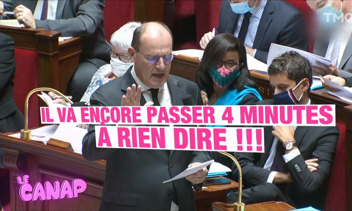 Jeudi Canap : mention spéciale au député qui commente tout dans les Foufous de l'Assemblée