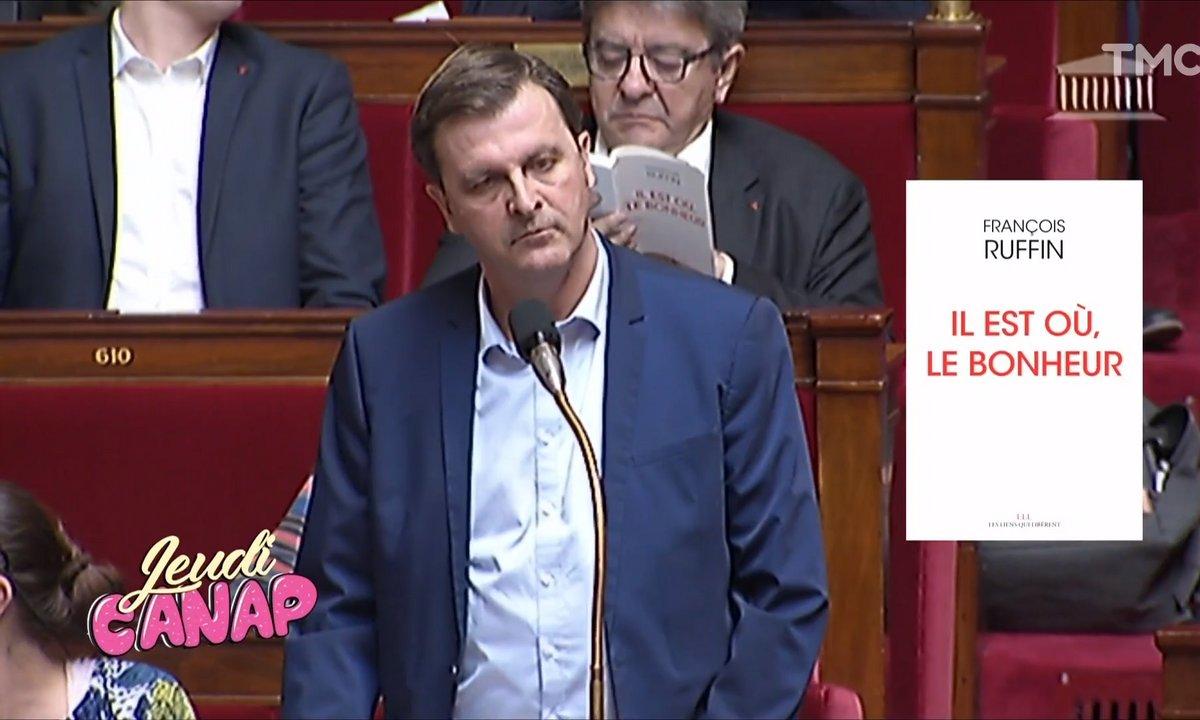 Jeudi Canap : la promo de Mélenchon, l'homme invisible et la souffrance d'Edouard Philippe, les Foufous de l'Assemblée