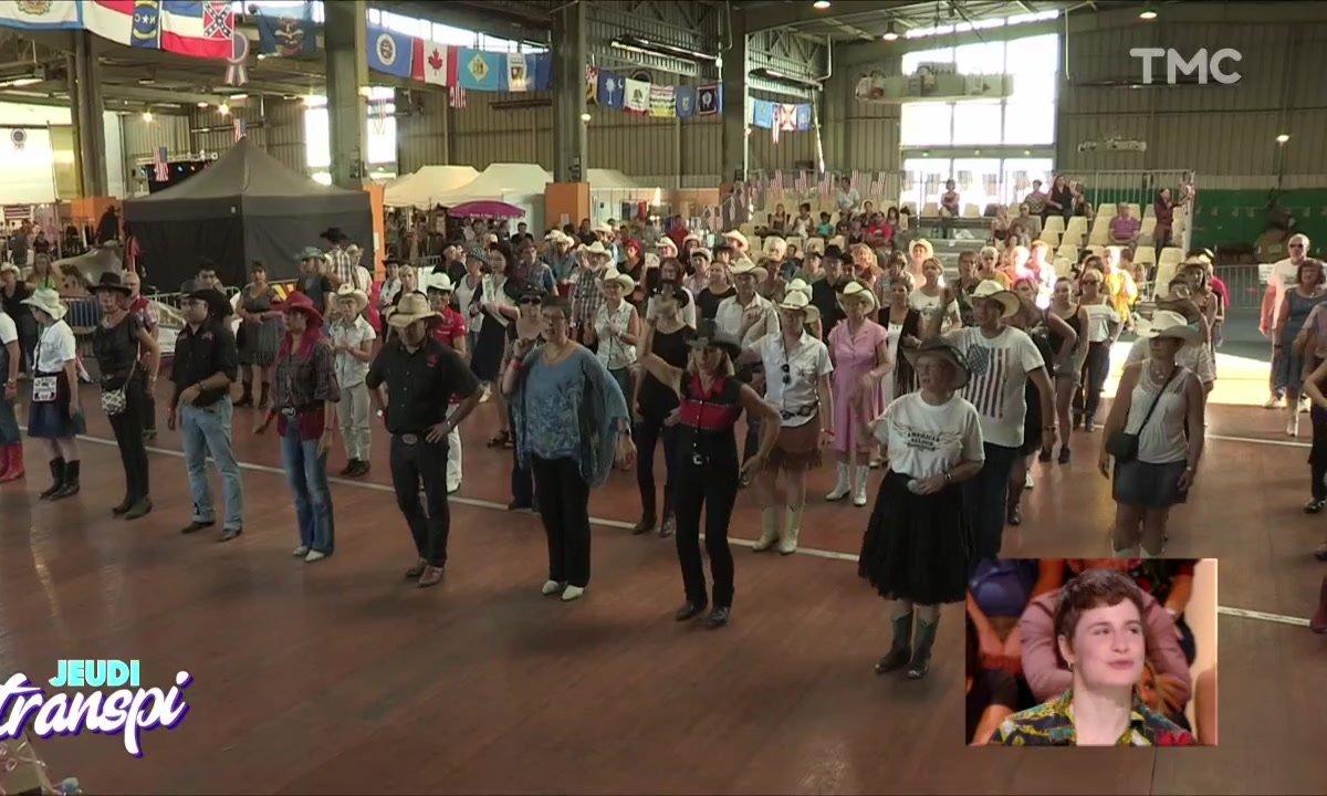 Jeudi Transpi : la danse country
