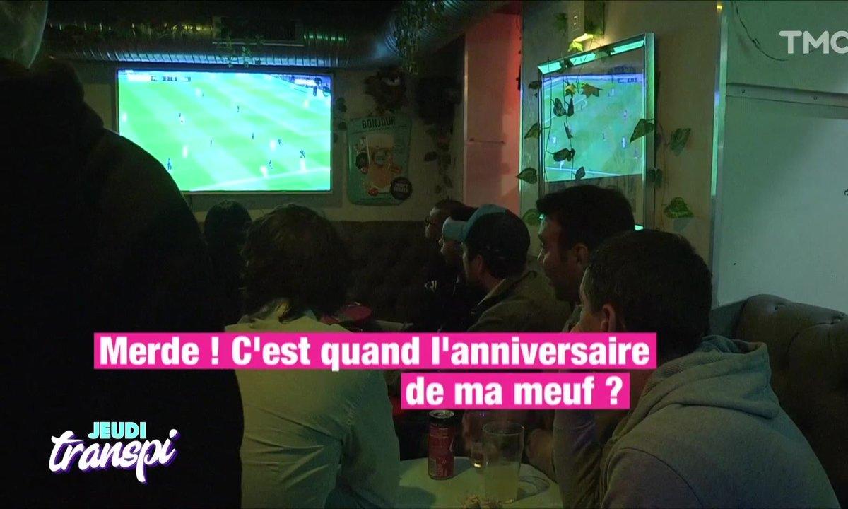 Jeudi Transpi : le débrief de PSG - Real Madrid (dans un bar. avec les commentaires.)