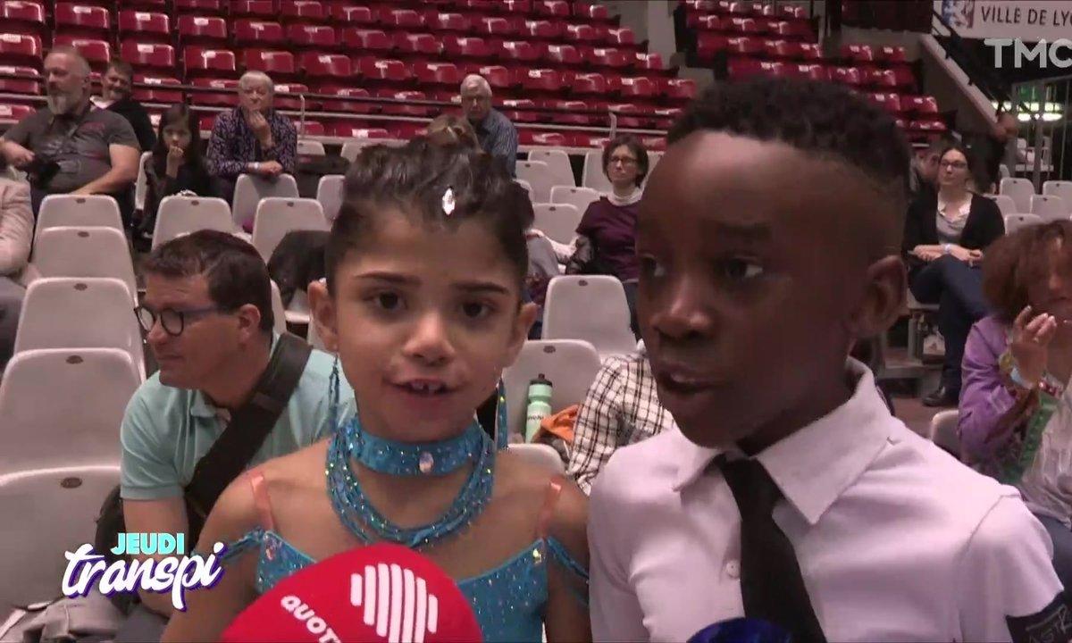 Jeudi Transpi: les kids trop balèzes en danse sportive