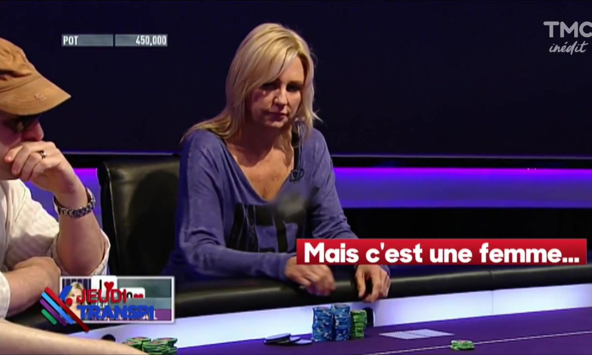 Jeudi Transpi - Le poker, un vrai sport de gentleman