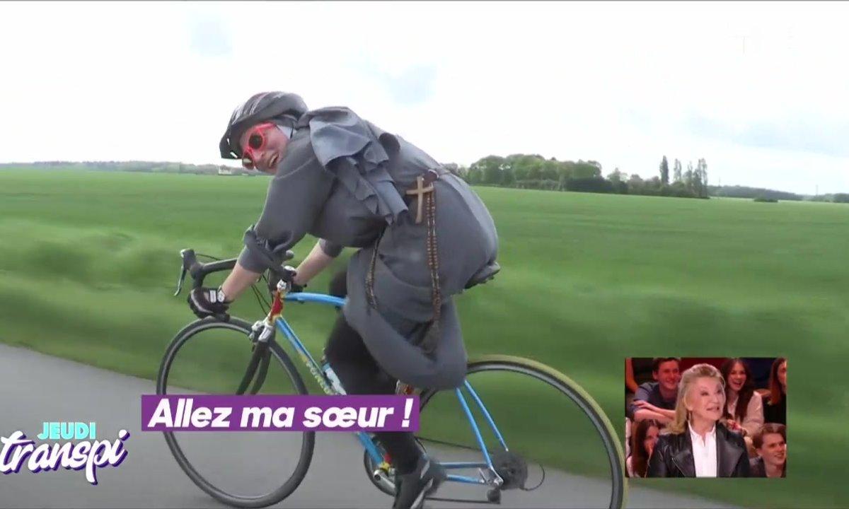 Jeudi Transpi : les nonnes à vélo