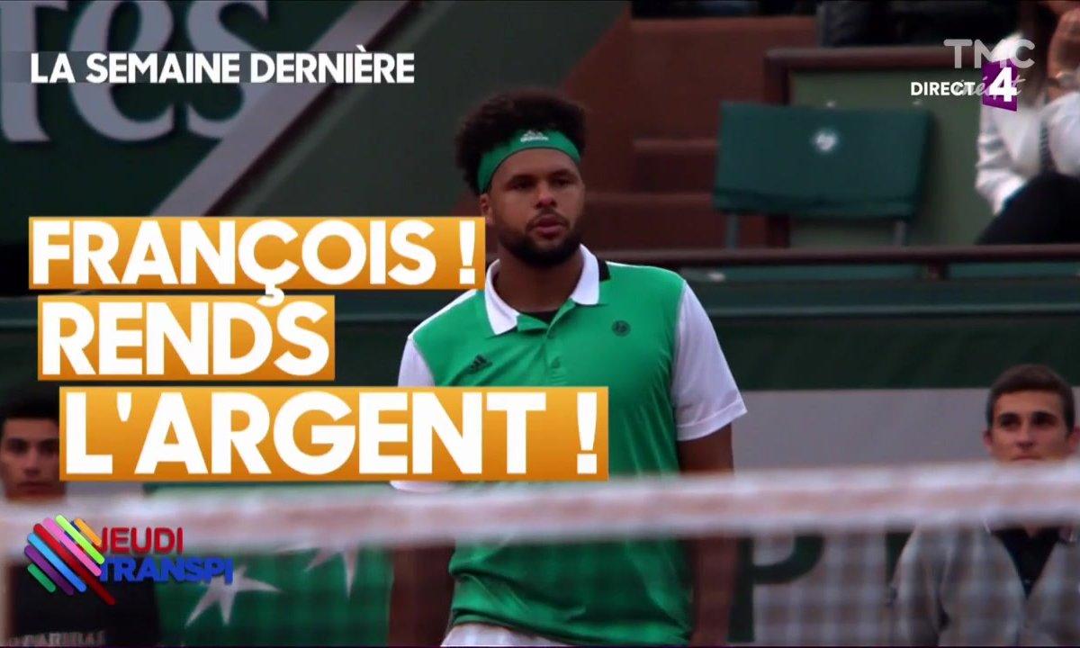 Jeudi transpi : la semaine un peu tristoune des Français à Roland Garros