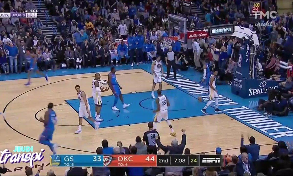 Jeudi Transpi spécial NBA : on rigole pas avec l'hymne national, compris !