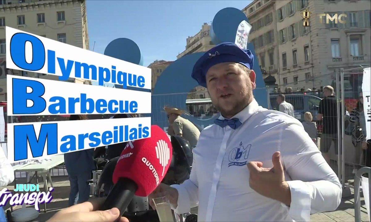 Jeudi Transpi : les vrais experts du barbecue sont Français