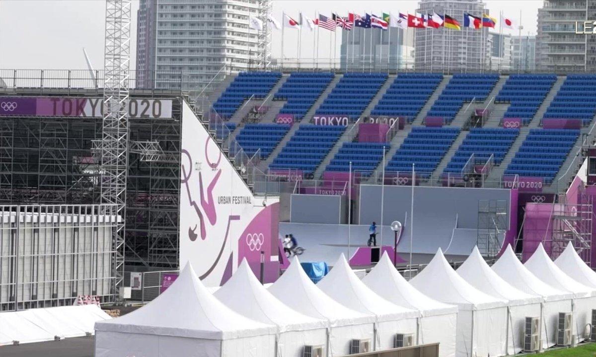 Jeux olympiques : Tokyo ne sera pas à la fête