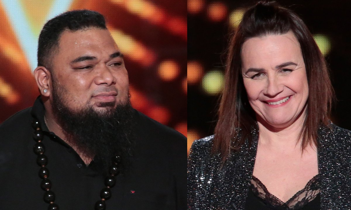 "THE VOICE 2020 - Nataly Vetrano VS Jimmy chantent ""Sorry seems to be the hardest word"" d'Elton John"