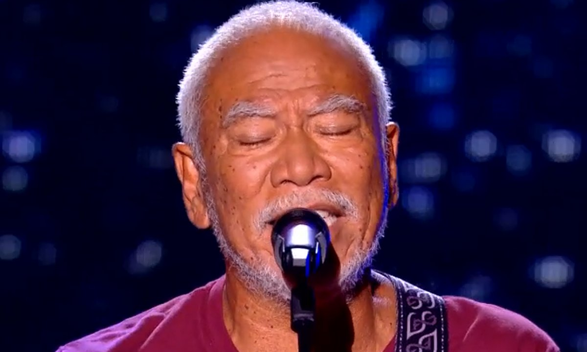 """THE VOICE 2020 - Jimmy Oedin chante """"A whiter shade of pale"""" de Procol Harum"""