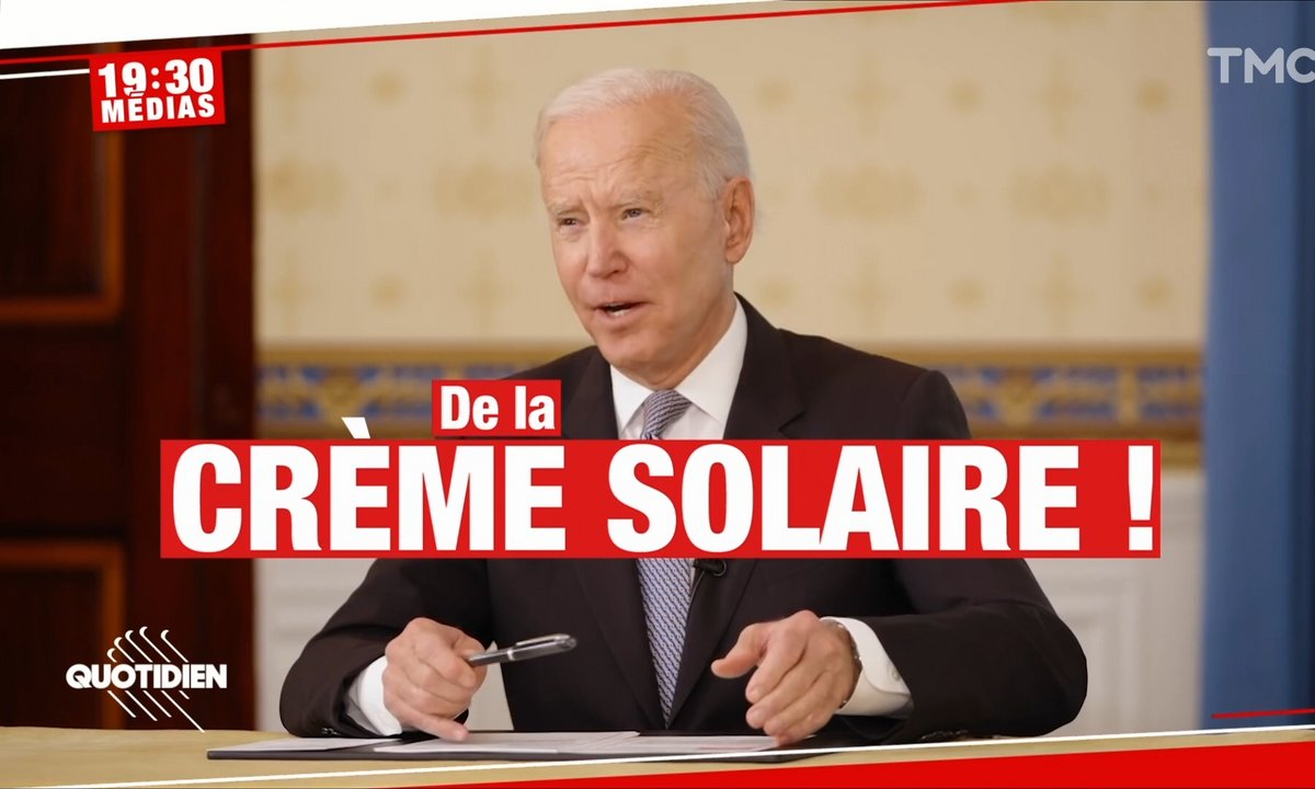 Joe Biden aussi joue avec des Youtubeurs