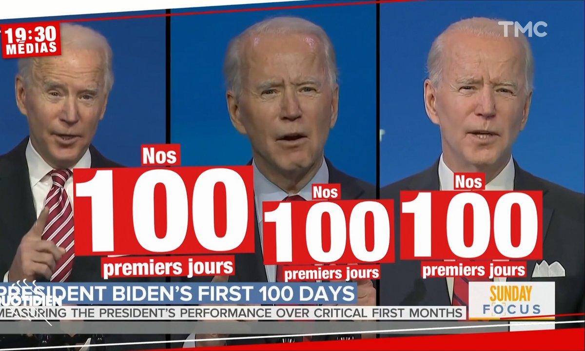 Joe Biden Mania : les 100 premiers jours du nouveau président salués