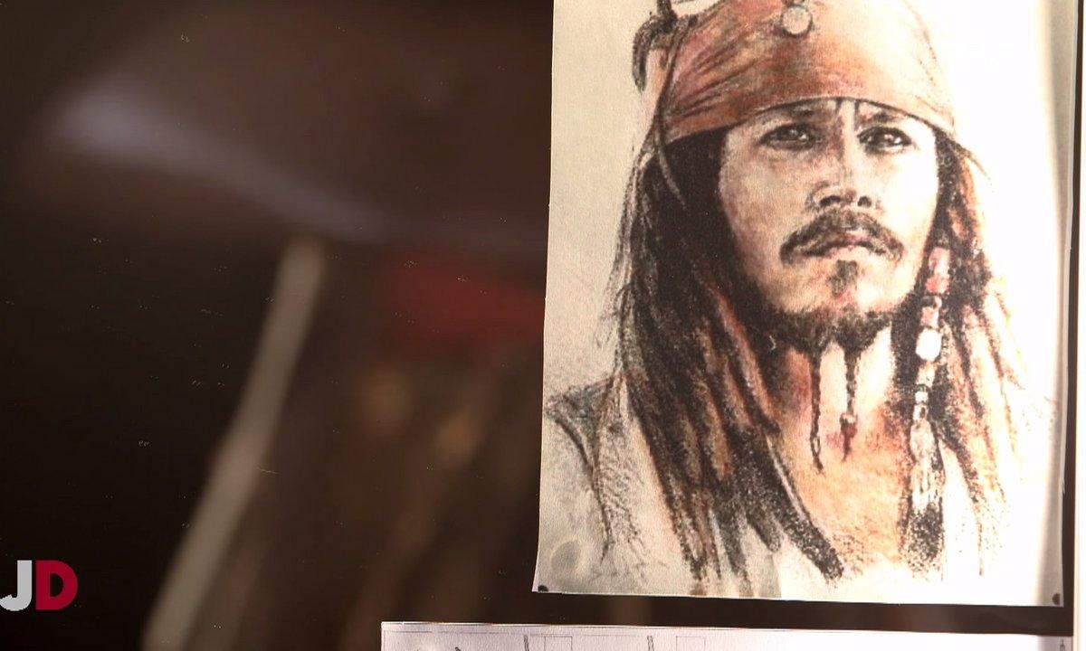 Comment Johnny Depp a rendu furieux les producteurs de Disney en créant le personnage de Jack Sparrow
