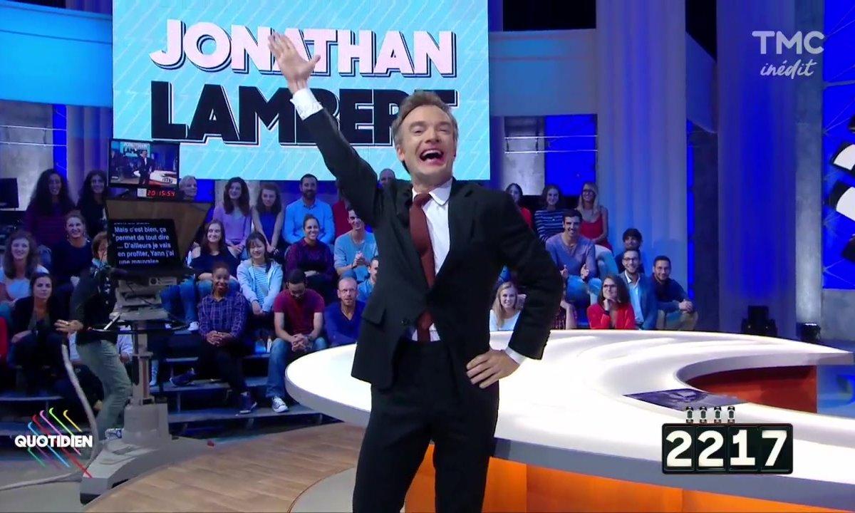 Jonathan Lambert : c'était comment le patinage artistique ?