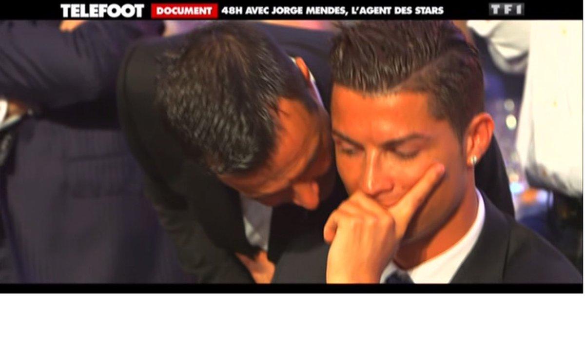 "Document - Mendes : ""Impossible que Cristiano Ronaldo aille au PSG"""
