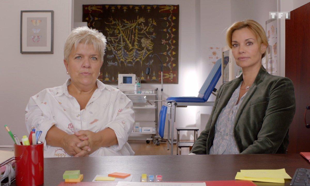 Ingrid Chauvin et Mimie Mathy réunies dans un épisode inédit