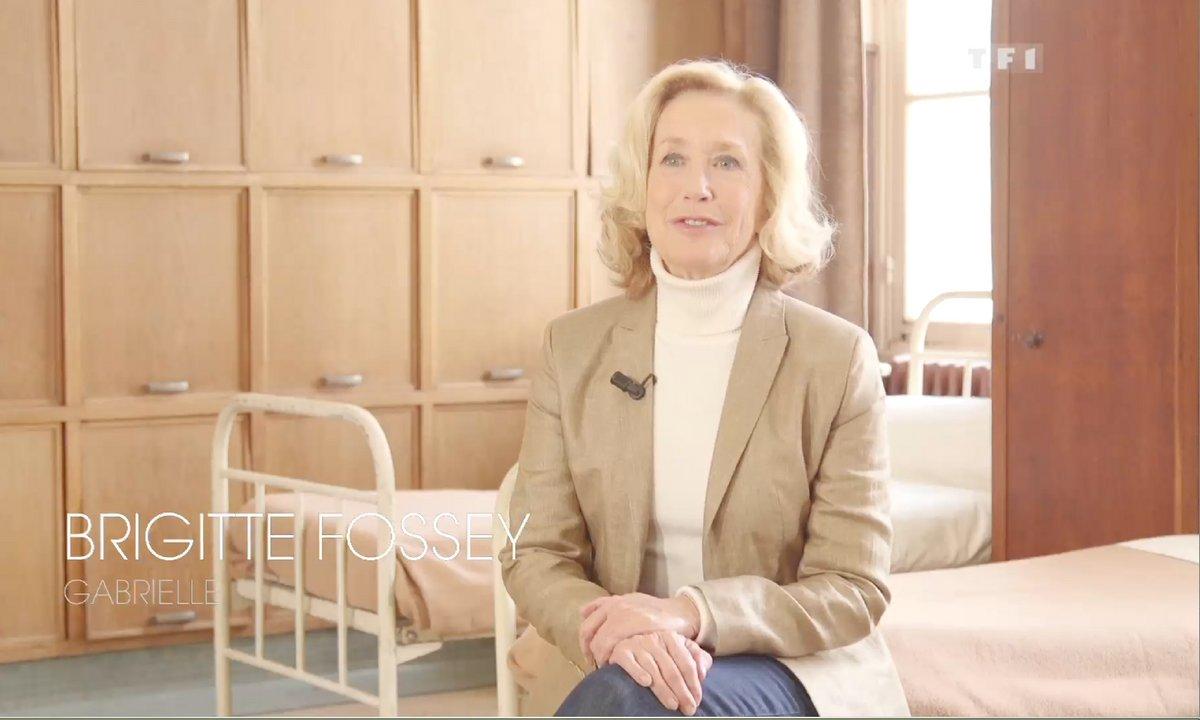 """""""Le secret de Gabrielle"""" : Brigitte Fossey, nouvelle Guest - Episode Inédit"""