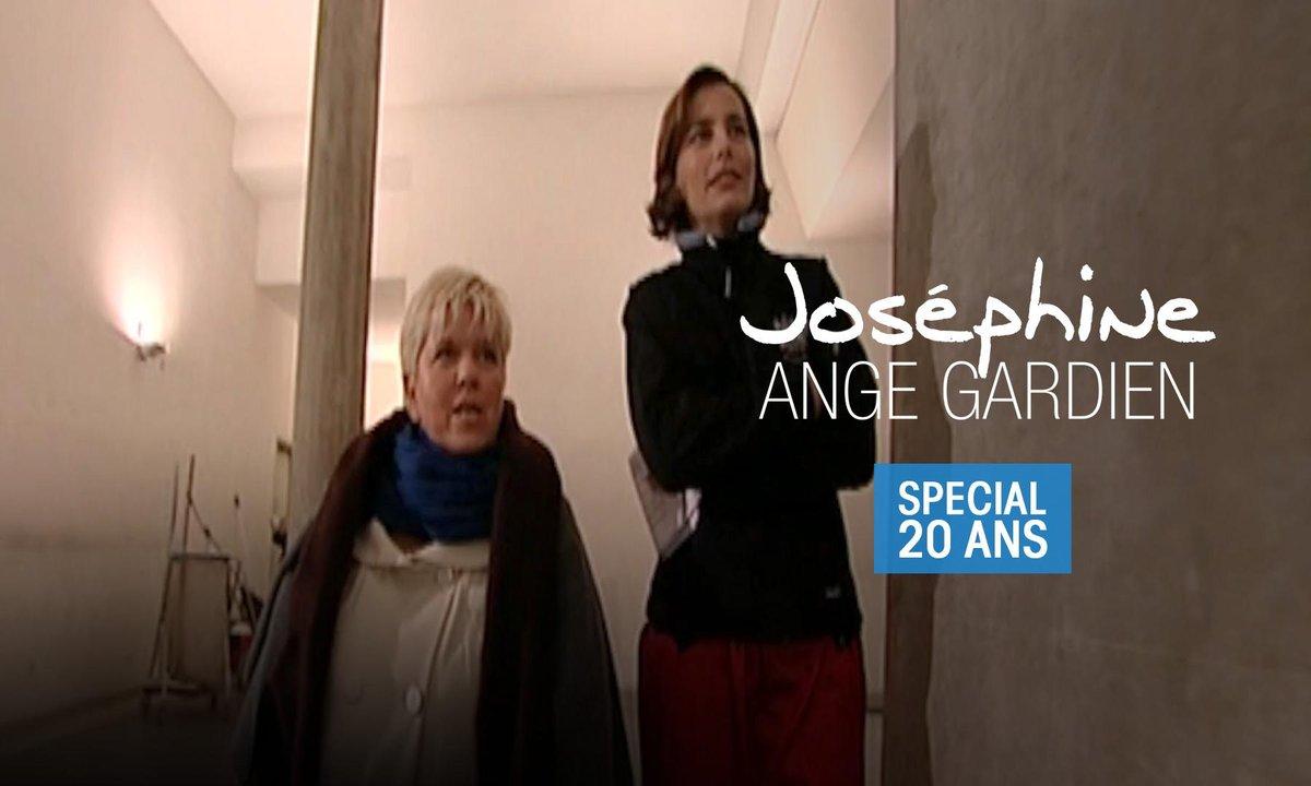 Spécial 20 ans : Mimie Mathy, sur le tournage d'un épisode de Joséphine