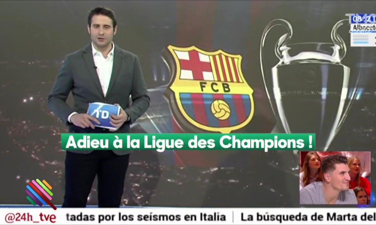 Jour de drame pour les supporters du Barca
