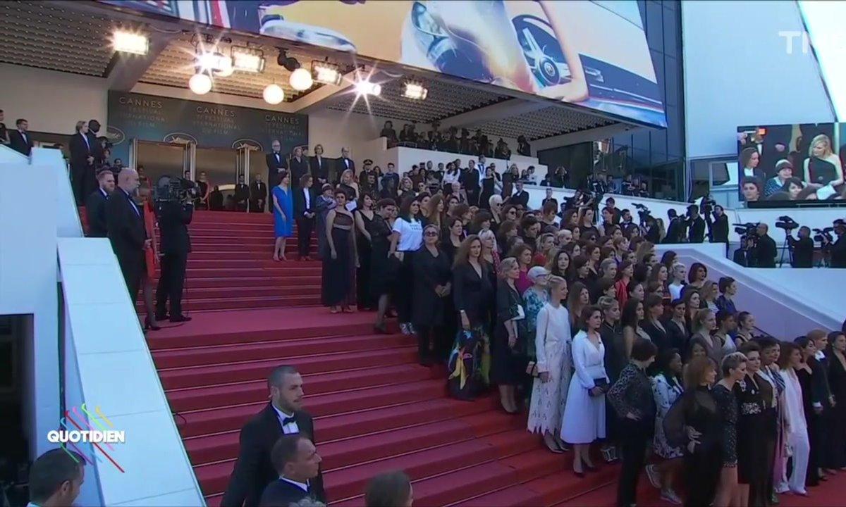 Le journal de Cannes : le Festival s'engage