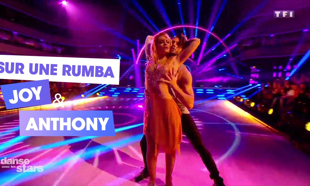 Sur une Rumba, Joy Esther et Anthony Colette (Starboy)