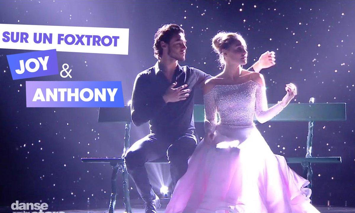 Sur un Foxtrot, Joy Esther et Anthony Colette (Si t'étais là)