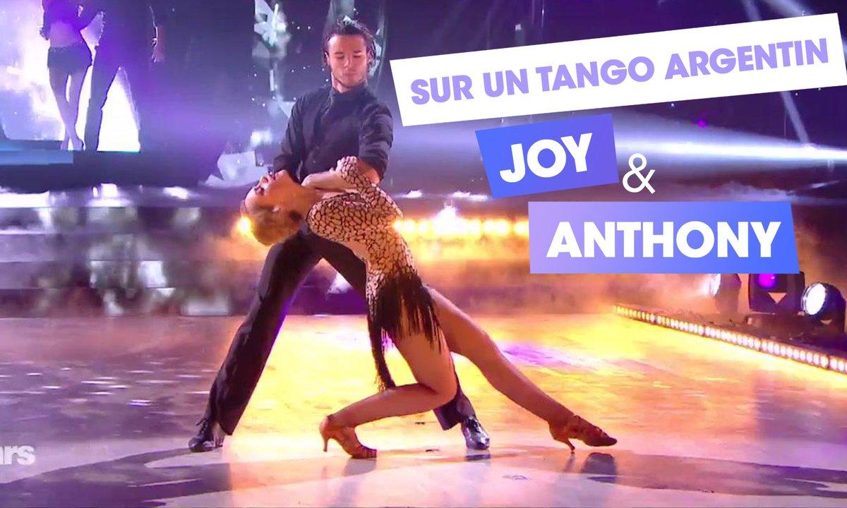 Sur un Tango argentin, Joy Esther et Anthony Colette (Moulin Rouge)